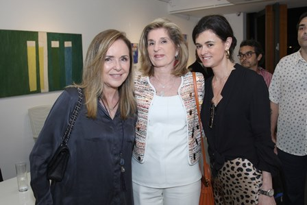 Eliana Couto,Guida Sève e Teca Dunin