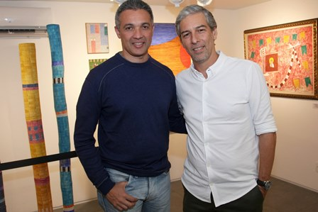 Marcio Lobão e Victor Murtinho