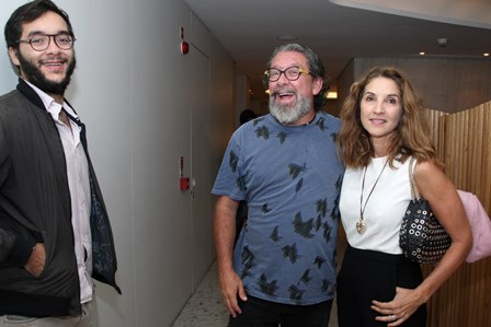 Vinicius Vieira, Kakay e Valéria Vieira