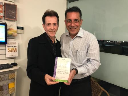 Ailton Pitombo e Sergio Carneiro
