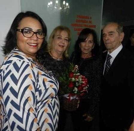 Alfreda Xavier, Cidinha Kruschewsky, Eliana Carvalho Lima e Ivan Kruschewsky