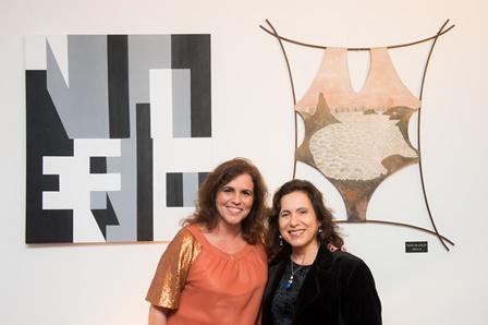 Ana Schieck e Leila B