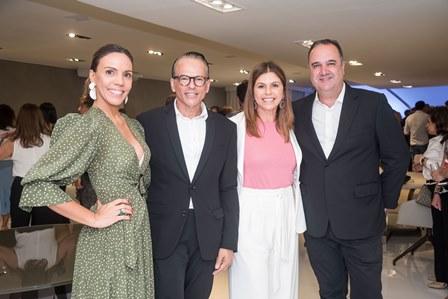 Babi Teixeira Heckel Verrri Raquel Verri e Pedro Toirres