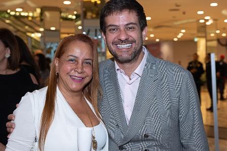 Candida Virginia Ribeiro, Bruno Astuto