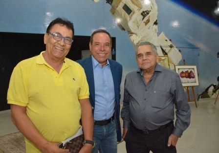 Cid Daltro, Guto Silva e Guido Gusmão