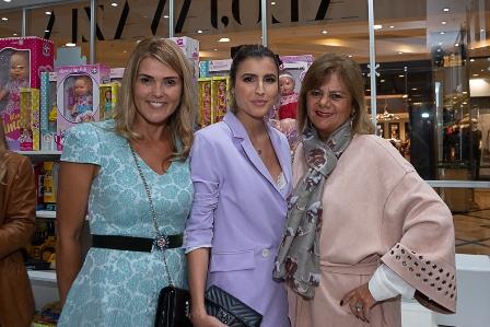 Cláudia Lôbo, Dandynha Barbosa, Fofy Luz