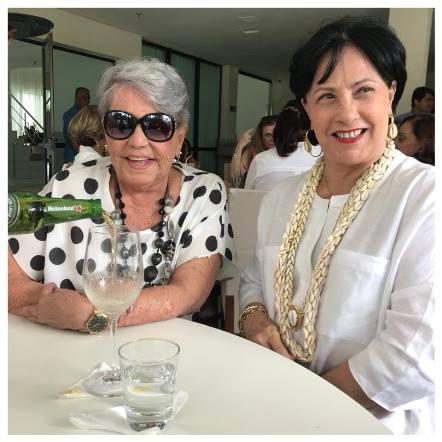 Cledes Raw e Tania Motta Munis Barreto
