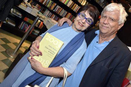 Aspásia Camargo e Antônio Pessoa