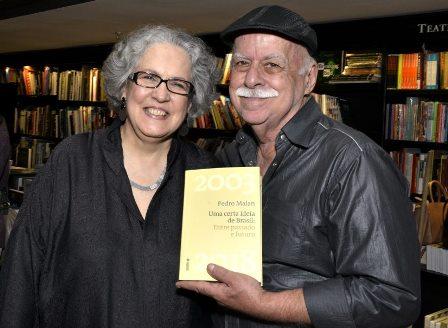 Catarina Malan e Luiz Carlos Lourenço