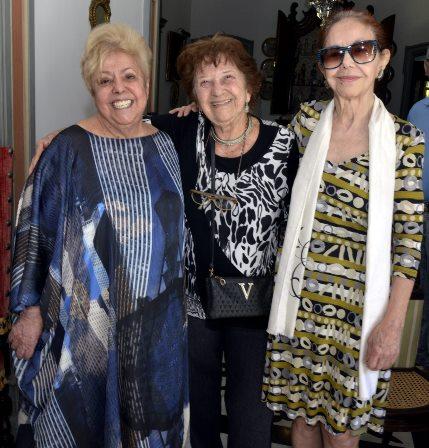 Gilda de Faro , Gilda Granato e Mappy Carino