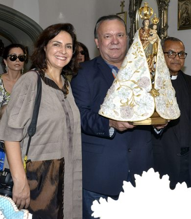 Soraya Montanheiro e Claudio Acatauassu