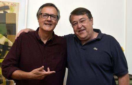PauloRoberto Direito e Fabio Frering