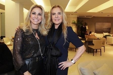 Regina Giacomelli e Laja Zylbermann