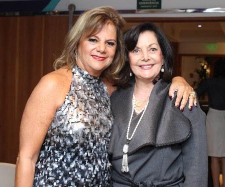 Rosana Rodrigues e Sonia Romano
