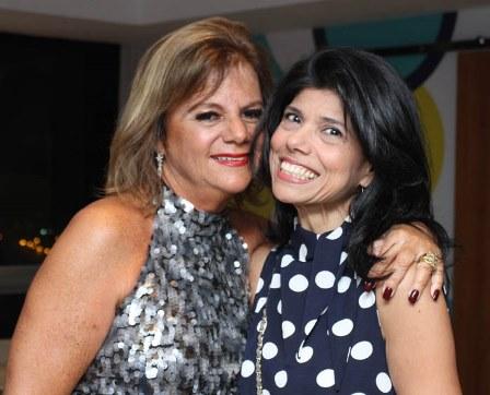 Rosana Rodrigues e Ana Paula Magalhães