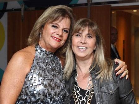 Rosana Rodrigues e Ana Claudia Cosenza