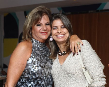Rosana rodrigues e Andrea Simonelli