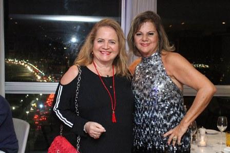 Renata Fraga e Rosana Rodrigues