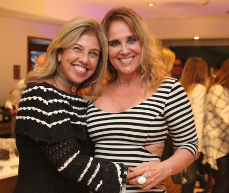 Katia Coen e Rosana Lopes da Costa