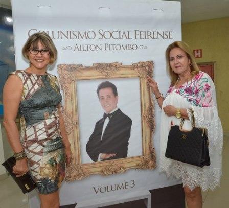 Jussara Franco e Jaguarasema Paim