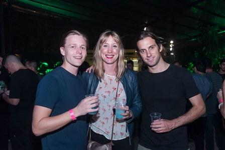 Mads Johansen Poline Vict e Erik Dots