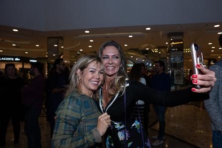 Mercedes Herrera e Marcia Verissimo