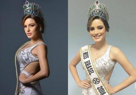 Miss Brasil Mundo Jessica Carvalho