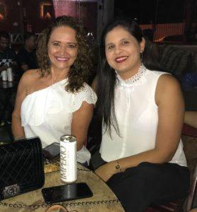 Tereza Dutra e Daniela Cotias