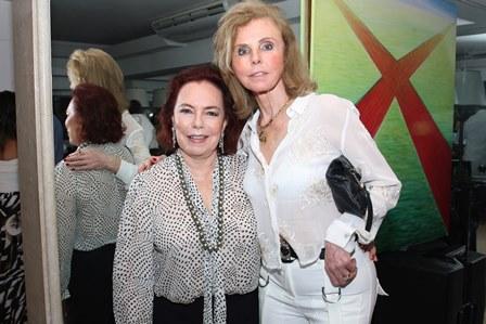 Marise Muller e Magda Muller