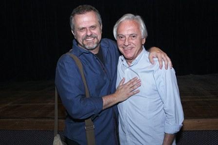 Leonardo Franco e Jose da Silva Dias