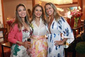 Marcia Romão, Ana Teresa Patrão e Bia Bottini