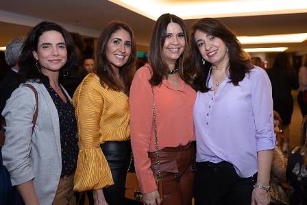 Adriana Souza, Fabiana Luna, Monica Monnerat, Karina Ribeiro