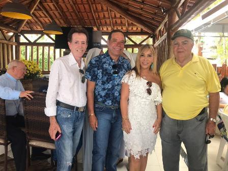 Ailton Pitombo, Guto e Luci Silva e Sebastião Soares