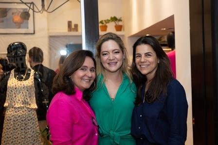 Ana Andreazza, Bianca Gibbon, Teresa Gibbon