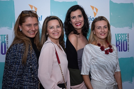 Ana Cristina Carvalho, Shirlei Maia, Flavia Manahu, Teresa Simões