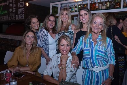 Ana Sênos, Bel Gasparian, Dirce Motta, Denise Saud Uram, Ana Paula Bechara Coutinho, Zizi Baptista, Angela Tavares,