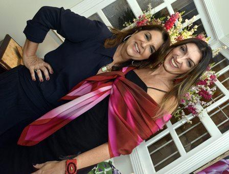 Martha Scodro e Letícia Carvalho