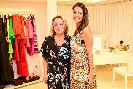 Graça Oliveira Santos e Laura Paes