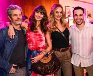 Joaquim Nabuco, Deyse Krieger, Adriane Piovesani e Vinicius Belo