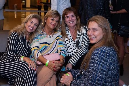 Katia Cohen, Fofy Luz, Claudia Rodrigues, Ana Cristina Carvalho