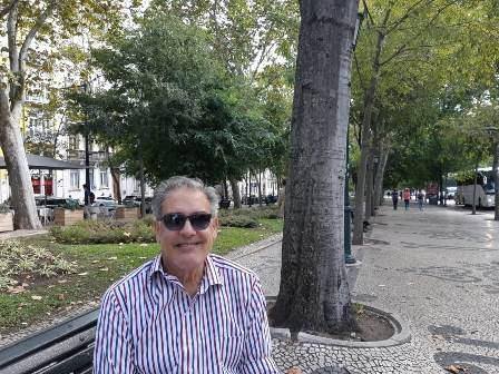 Luiz Vilarino desembarcará no Brasil