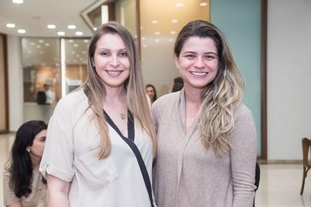 Maisa Vasconcelos e Wanusa Braz