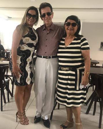 Minhas queridas Ayala Guimarães e Cinira Soares