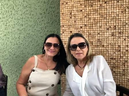 Rejane Macedo de Souza e Francis Nunes
