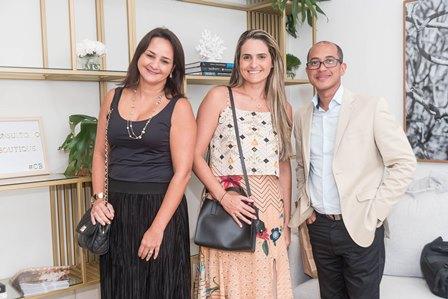 Renata Marques Carolina Abreu Ricardo Vianna