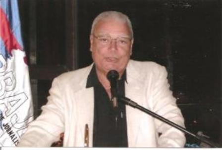 Jornalista Edmiundo Lemos